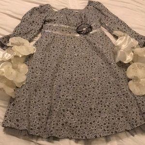 EMILY WEST FANCY GIRL DRESS